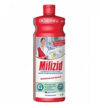 Чистящее средство для сантехники Dr.Schnell Milizid 1л, для санитарных зон, 30004, 143387