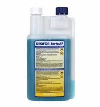 Чистящий концентрат для полов Dr.Schnell Desifor Forte AF 1л, для водостойких поверхностей, 20540, 1