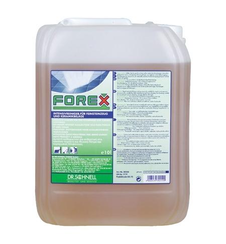 фото: Моющее средство Dr.Schnell Forex 10л, для каменных пористых поверхностей, 30250, 143402