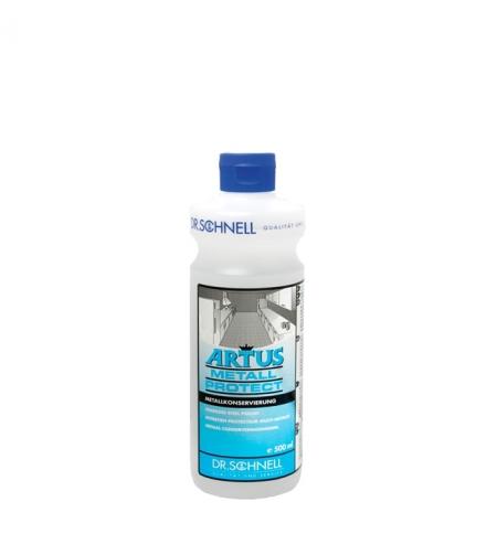 фото: Универсальное чистящее средство Dr.Schnell Artus Metall Protect 500мл, для нержавеющей стали, 30834,