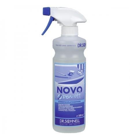 фото: Универсальное чистящее средство Dr.Schnell Novo Pen-Off 500мл, для удаления чернил и маркера, 30804