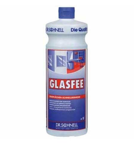фото: Чистящее средство для стекол Dr.Schnell Glasfee 1л, 30144, 143398