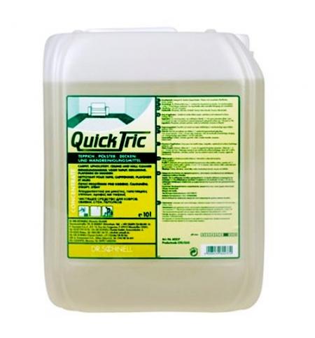 фото: Чистящее средство Dr.Schnell Quick Tric 10л, для ковров и обивки, 143461