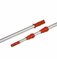 фото: Ручка для стекломойки Vileda Professional Эволюшн 2х125см, телескопическая, 500115