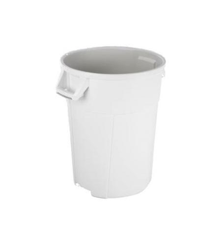 фото: Контейнер-бак для мусора Vileda Professional Титан 85л, белый, 137776