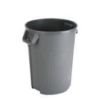 Контейнер-бак для мусора Vileda Professional Титан 85л, серый, 137773