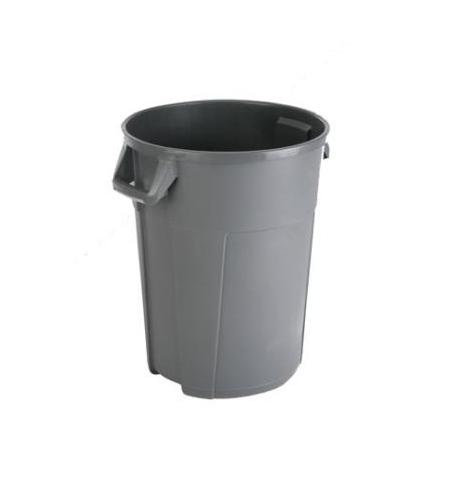 фото: Контейнер-бак для мусора Vileda Professional Титан 85л, серый, 137773