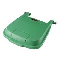 Крышка для контейнера Vileda Professional Атлас 100л, зеленая, 137766