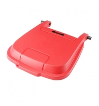 Крышка для контейнера Vileda Professional Атлас 100л, красная, 137769