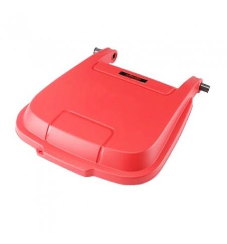 фото: Крышка для контейнера Vileda Professional Атлас 100л, красная, 137769