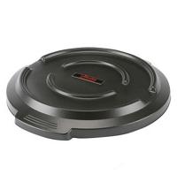 Крышка для контейнера Vileda Professional Титан 120л, черная, 137789