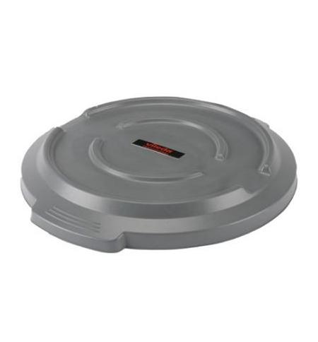 фото: Крышка для контейнера Vileda Professional Титан 85л, серая, 137779