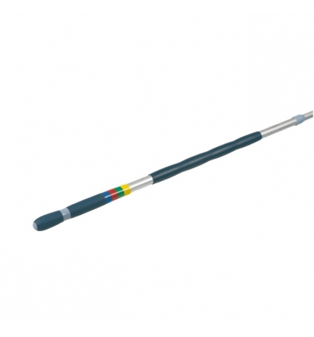 фото: Ручка швабры Vileda Professional Хай-Спид 100-180см, телескопическая, 119967