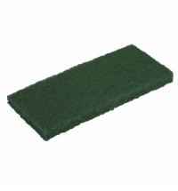 Ручной пад Vileda Professional 20мм 26х12см, зеленый, 114908