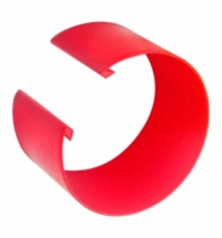 фото: Кольцо цветовой кодировки Vileda Professional УльтраСпид для алюминиевой ручки, красный, 509515