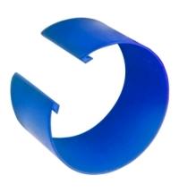 Кольцо цветовой кодировки Vileda Professional УльтраСпид для алюминиевой ручки, синее, 509515