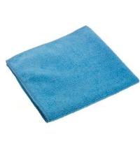 Салфетка хозяйственная Vileda Professional МикроТафф Бэйс 36х36см, голубая, 145846