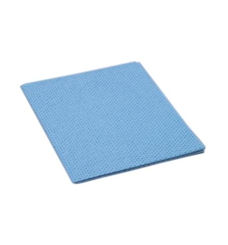 фото: Салфетка хозяйственная Vileda Professional универсальная 38х40см, голубая, 101029