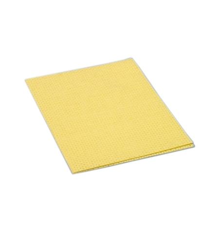 фото: Салфетка хозяйственная Vileda Professional универсальная 38х40см, желтая, 101032