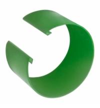 Кольцо цветовой кодировки Vileda Professional УльтраСпид для алюминиевой ручки, зеленое, 509514