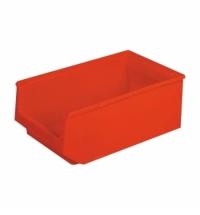 фото: Контейнер Vileda Professional для мопов красный, перфорированный, 109995-8397
