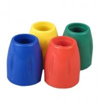 Кольцо фиксирующее Vileda Professional цветового кодирования для сгонов, 18 штук, 141993