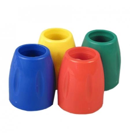 фото: Кольцо фиксирующее Vileda Professional цветового кодирования для сгонов, 18 штук, 141993