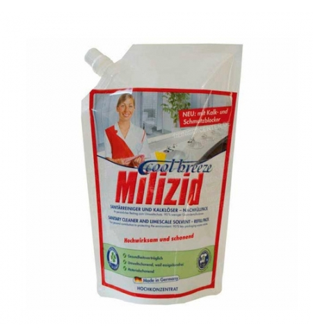 фото: Чистящее средство для сантехники Dr.Schnell Milizid 200мл, для санитарных зон, 144163