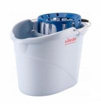 Ведро с отжимом Vileda Professional СуперМоп 10л, синее, 162137