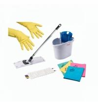 фото: Набор для уборки Vileda Professional УльтраСпид Мини синий, стартовый, 161099