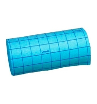 Салфетка хозяйственная Vileda Professional Вайпинг-Клоф 25х500см, голубая, губка, рулон, 110036