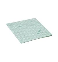 Салфетка хозяйственная Vileda Professional многоцелевая 29х36см, зеленая, 115092