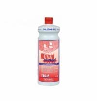 Чистящее средство для сантехники Dr.Schnell Milizid Kraftgel 200мл, для санитарных зон, 30361, 14412