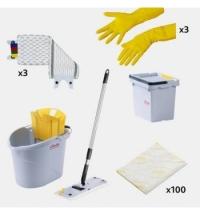 фото: Набор для уборки Vileda Professional УльтраСпид, Мини Дезинфекция, 540802