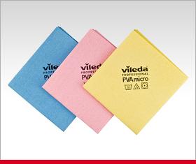 Салфетки из микроволокна Vileda